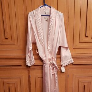 Christian Dior Vintage Pink Robe